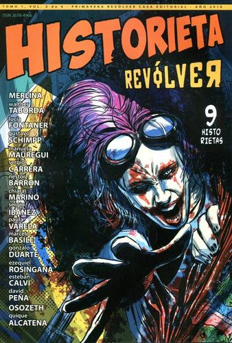 Historieta Revolver 2