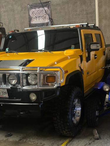 Imagen 1 de 5 de Hummer H2 2005 6.2 Ee Qc Piel Vud Luxury 4x4 At