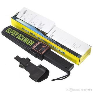 Detector De Metales Manual Portatil