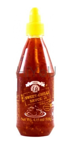 Sweet Chili Dipping Sauce 435 Ml Suree Tailandia
