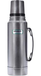 Termo Stanley Classic 1l Tapon Cebador Manija
