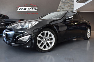 Hyudai Genesis 2.0t Coupe 275cv Mt - Car Cash