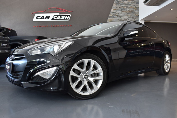 Hyudai Genesis 2.0t Coupe 275cv Mt - Car Cash