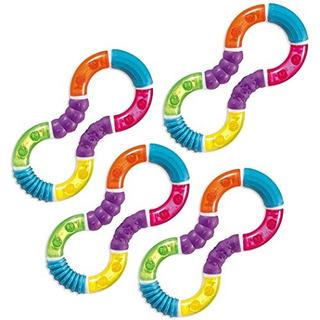 Munchkin Twisty Figura 8 Mordedor Pack De 4