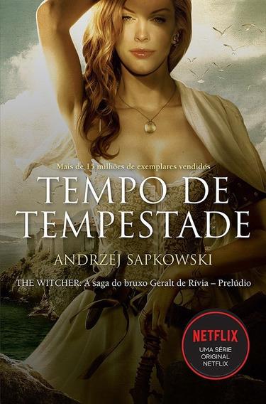 Livro: Coleção The Witcher - Tempo De Tempestade - Prelúdio