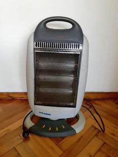 Calefactor Halogena Top House Modelo Smb-120c 1200w