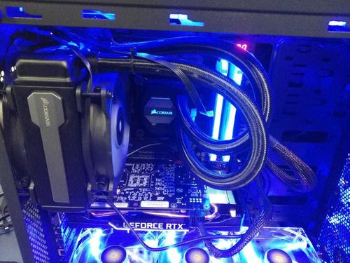 Computador Gamer Core I9 Intel 9900k Ssd 256 Gb 16 3200 Mhz