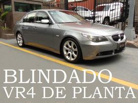 Bmw 550ia 2006 Blindado Vr4 De Planta Blindada Blindaje