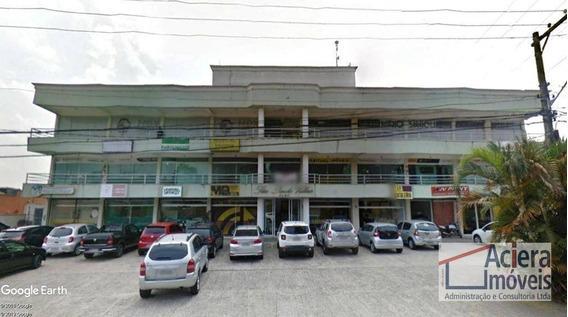 Granja Viana Ii - Sala Para Alugar, 40 M². - Sa0182