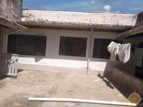 Imagem 1 de 14 de Ótima Localização Casa Térrea Próxima Da Praia E Comercio !!! - 13269