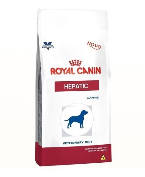 Ração Hepatic Cão Royal Canin 2kg