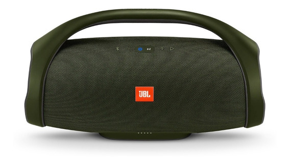 Caixa De Som Jbl Boombox Forest Green Original 60w Bluetooth