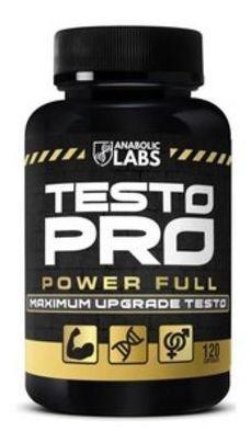 testo power caps componentes