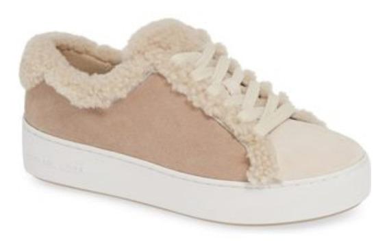 Michael Kors Sneakers De Gamuza