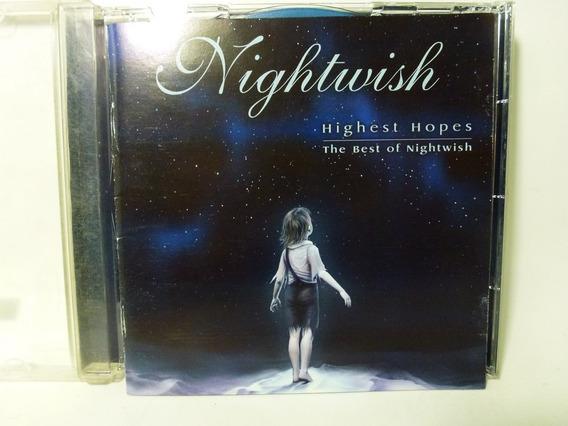 Highest Hopes Nightwish Audio Cd En Caballito*