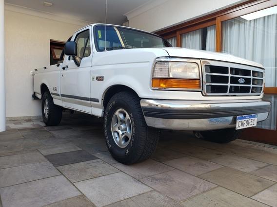 Ford F1000 F1000 Xlt Motor 4.9