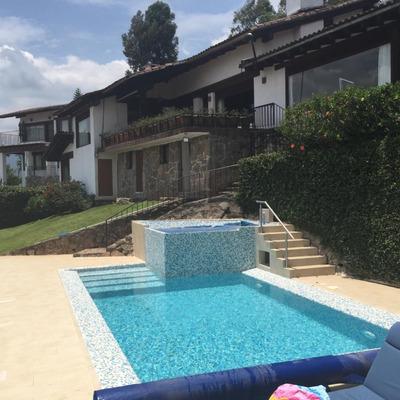 Hermosa Casa En El Escondrijo Valle De Bravo