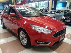 Focus Sedan 2017 Automatico O Km Com Comando De Voz !!!!!!!