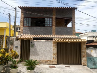 Linda Casa No Bairro Amendoeiras - São Gonçalo! - Ca3378