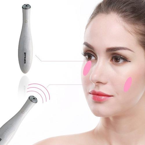 Masajeador Facial De Iones Con Infrarrojo