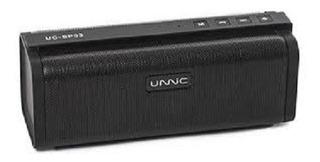 Parlante Inalambrico Bluetooth Usb Sd Unnic Original Uc-sp03