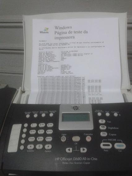 Impressora Multifunional Officejet 3600 Serie C/ 2 Cartuchos