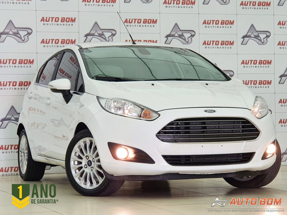 Ford Fiesta Ford Fiesta Titanium 1.6 Automático 2014 201...