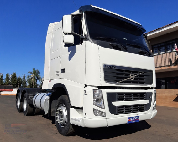 Volvo Fh 440 I-shift Ano 2010/11 6x2