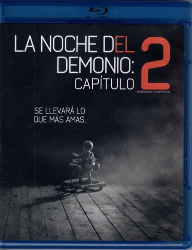La Noche Del Demonio 2 Insidious Chapter 2 Blu-ray