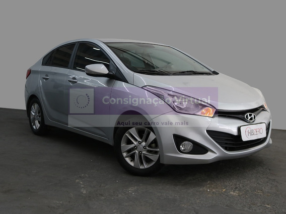Hyundai Hb20s 1.6 Premium (aut) 2014