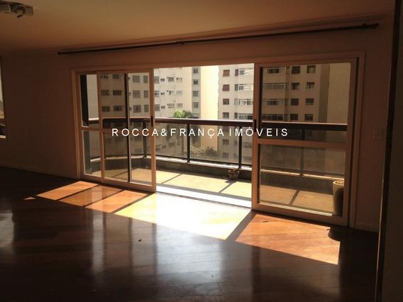Apartamento Para Locação - Jardim Paulistano - São Paulo - Ap03590