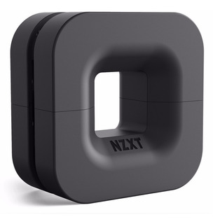 Puck Nzxt Auriculares Management Accessory Magnetico Negro