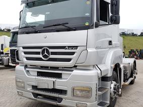 Mercedes-benz Axor 2044 4x2 Ano 2009 / Financiamos