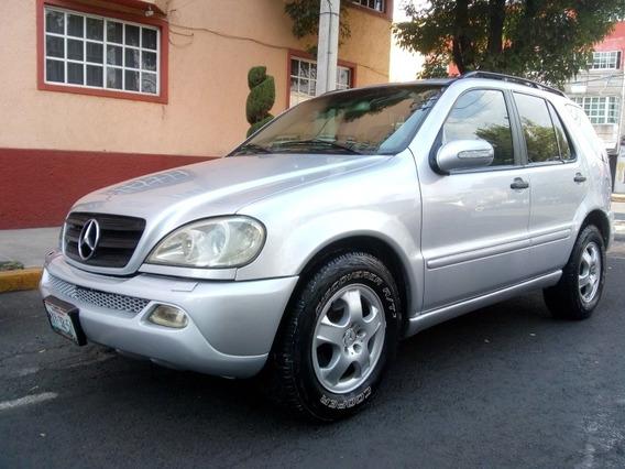 Mercedes-benz Clase M 3.7 Ml 350 Equipada 245hp Mt 2004