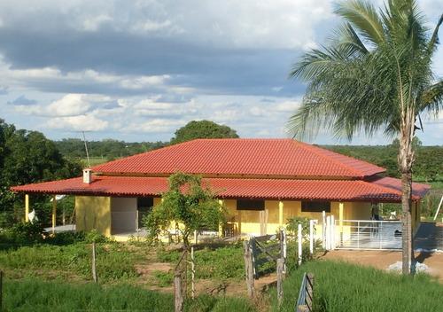 Imagem 1 de 3 de Fazenda Manabuiu - Lugar Curral Velho