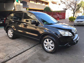 Honda Cr-v 2.4 Ex L At 4wd 2009 Impecable Permutas Financio