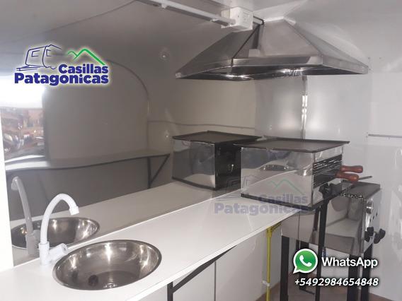 Trailer Gastronomico Food Truck Casilla De Comida