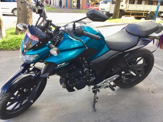 Moto Yamaha Fz 250 Cc At