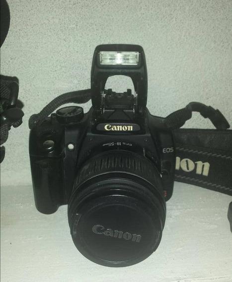Camara Canon Eos Rebel Xt
