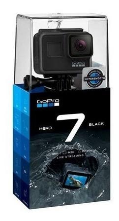 Câmera Hero 7 Black À Prova D?água 12mp 4k Wifi, Gopro,