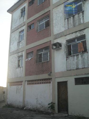 Imagem 1 de 30 de Apartamento Residencial À Venda, Cidade Dos Funcionários, Fortaleza. - Codigo: Ap0190 - Ap0190