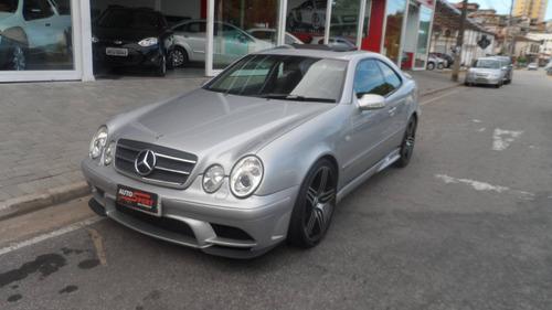 Mercedes-benz Clk 230 2.3 Kompressor Gasolina 2p
