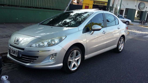 Peugeot 408 2.0 Allure Plus 143cv Tiptronic 2013