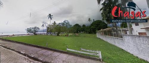 Imagem 1 de 1 de Terreno Frente Mar Na Ilha Mais Famosa Do Brasil!!  Ilhabela  - 1768