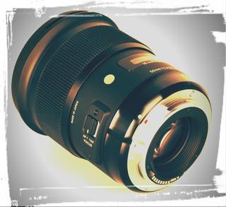 Lente Sigma Art 50mm F/1,4 Dg Hsm For Nikon, Japón 20% Off!