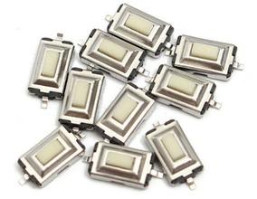 Micro Switch Botão Pressão Interruptor Smd Aj-040 10pcs