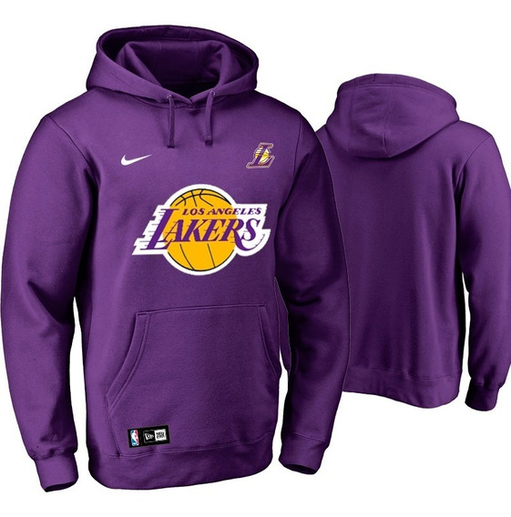 Moletom Lakers Los Angeles Blusa De Frio Nba Basquete 2019!