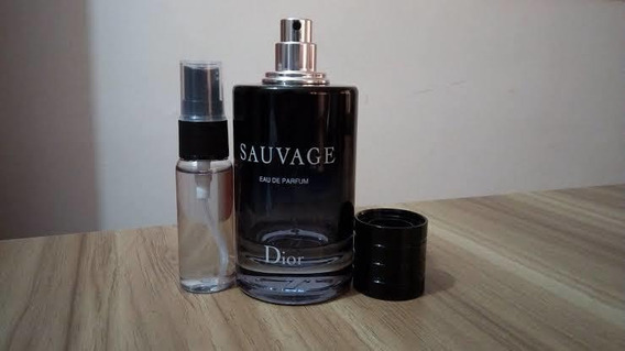 Decant Sauvage Edp 10ml - Original