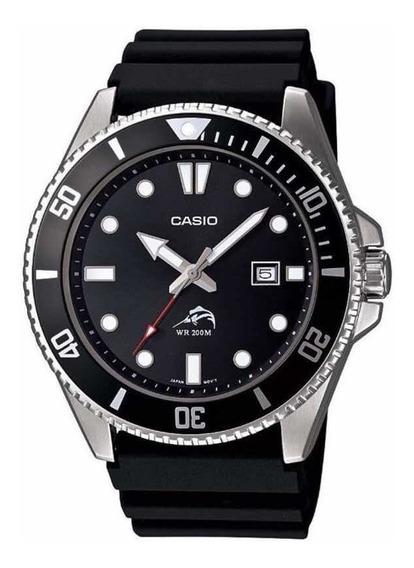 Reloj Casio Marlin Mdv-106 Para Caballero Bisel Giratorio