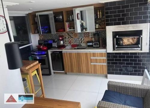 Imagem 1 de 30 de Apartamento Com 3 Dormitórios À Venda, 106 M² Por R$ 930.000,00 - Tatuapé - São Paulo/sp - Ap6268